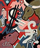 Jacqueline Ditt - The Bull and the Bear Thing (Die Bullen und Bären Sache) - universal arts Galerie Studio - Grafik Druck Kunstdruck nach Gemälde