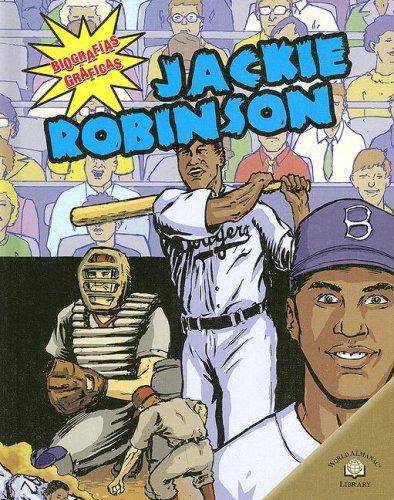 Jackie Robinson (Biografias Graficas/Graphic Biographies) por Kerri O'hern