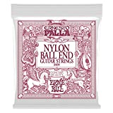 Ernie Ball Ernesto Palla Schwarz & Gold Ball-End Nylon Konzertgitarrensaiten