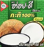 Aroy-D Kokosnussmilch, 150 ml