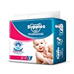 Supples Baby Pants Diapers, Small, 78 Count