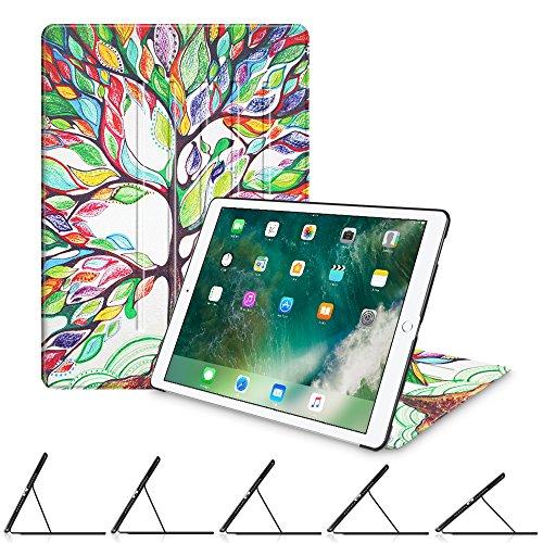 Fintie iPad Pro 12.9 Hülle - [Multi-Sichtwinkel] Ultra Schlank Magnetische Kickstand Schutzhülle Cover mit Auto Schlaf/Wach Funktion für Apple iPad Pro 12,9