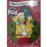 Adventskalender Die Simpsons Familie rot (120g)