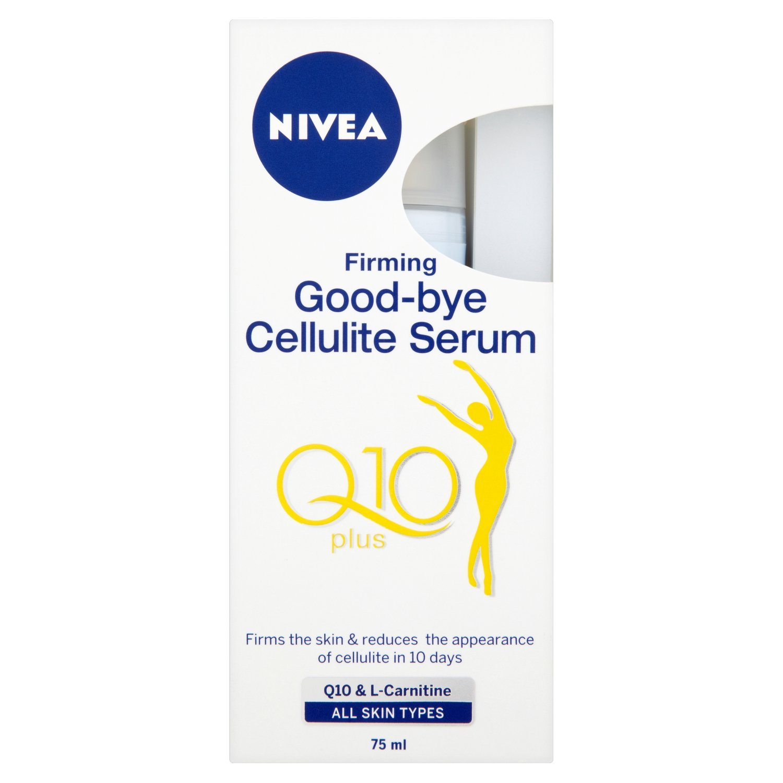 Nivea skin firming cellulite serum with q10