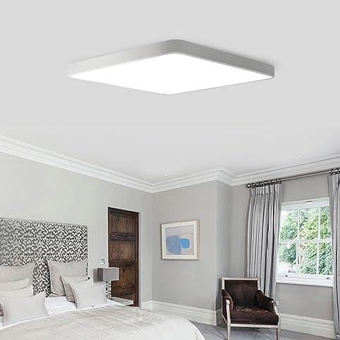 Ultraslim LED Deckenleuchte Dimmbar Fernbedienung 240-3240LMModern ...
