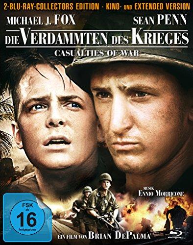 Preisvergleich Produktbild Die Verdammten des Krieges (Casualties of War - Extended Edition) [Blu-ray] [Collector's Edition]