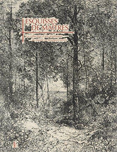 Esquisses de maître : La collection d?arts graphiques du Musée de Bourgoin-Jallieu