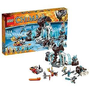 Lego Legends of Chima 70226 - Die Eisfestung der Mammuts