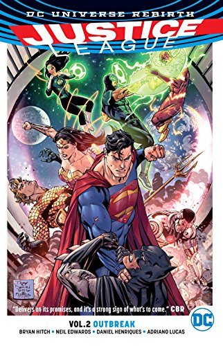 1: Justice League TP Vol 2 (Rebirth)