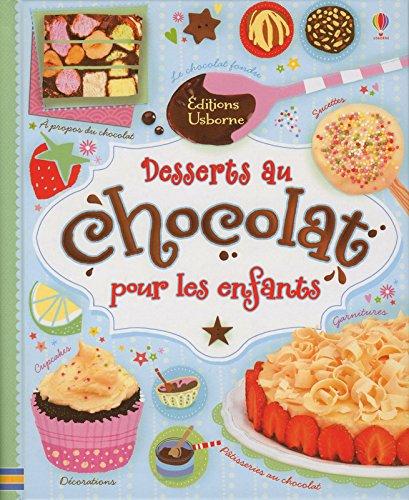 Desserts au chocolat pour les petits par Fiona Patchett