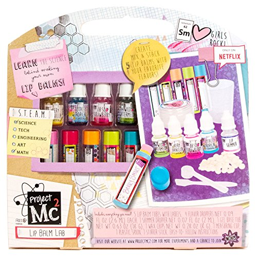 Lip Balm Lab by MC2 (Science-lab-kit)