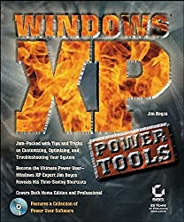 Windows XP Power Tools by Jim Boyce (2002-05-17)