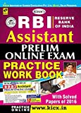 #8: RBI Assistant Prelim Online Exam Practice Work Book for English Medium - 2044
