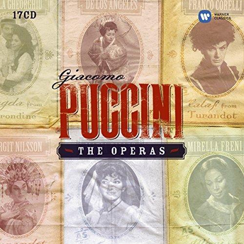 Puccini: The Operas