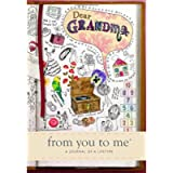 Dear Grandma, from you to me : Memory Journal capturing your grandmother's own amazing stories (Sketch design) (Journals…