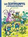 Les Schtroumpfs et le Village des Filles, tome 1 : La Forêt interdite par Culliford