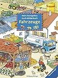 Mein riesengroßes Such-Bilderbuch: Fahrzeuge