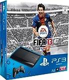 PlayStation 3 - Konsole Super Slim 12 GB (inkl. DualShock 3 Wireless Controller + FIFA 13)