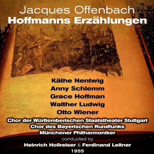 """Jacques Offenbach: Hoffmanns Erzählungen - \""""Es War Einmal Am Hofe Von Eisenack (Lied Vom Kleinzack)\"""""""