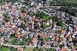 MF Matthias Friedel - Luftbildfotografie Luftbild von Häfnerstraße in Sachsenheim (Ludwigsburg), aufgenommen am 06.08.09 um 12:29 Uhr, Bildnummer: 5436-69, Auflösung: 6048x4032px = 24MP - Fotoabzug 50x75cm