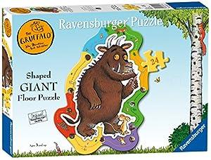Ravensburger The Gruffalo - Puzzle de 24 Piezas, Forma Gigante
