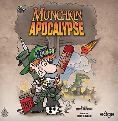 Asmodee Jeux de cartes - Munchkin