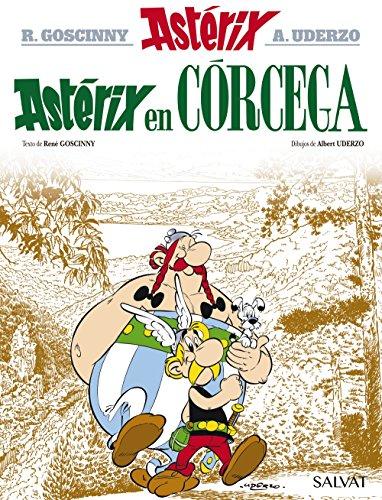 Astérix en Córcega (Castellano - A Partir De 10 Años - Astérix - La Colección Clásica) por René Goscinny