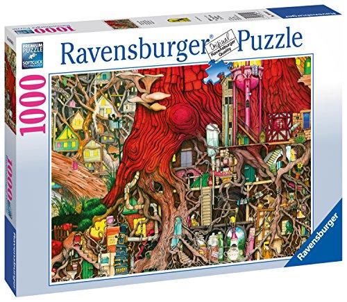 Ravensburger 19644 Verborgene Welt Puzzle