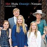 Het Huis Oranje-Nassau maandkalender 2019