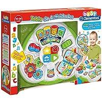 Clementoni-Baby-Tisch-EDUCATIVA-Multi-Spiele-551996 Clementoni Baby Tisch EDUCATIVA Multi Spiele (55199.6) -