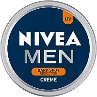 NIVEA Men Crème, Dark Spot Reduction, Non Greasy Moisturizer, Cream with UV Protect, 30 ml