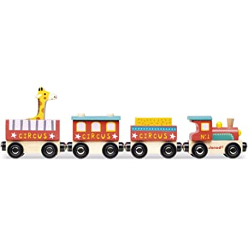 Vintage 1970-1989 Toys & Hobbies Objective Circus Train Set With Track Switching Control Unit Battery Operated