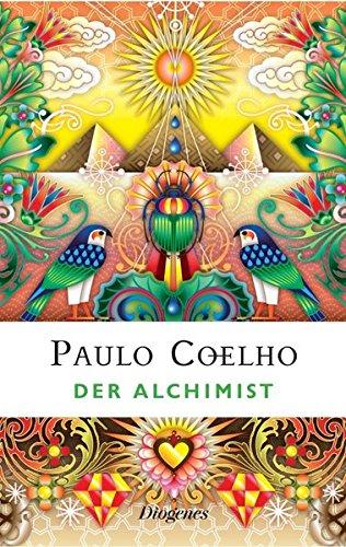 Paulo Coelho Der Alchimist O Alquimista Romane