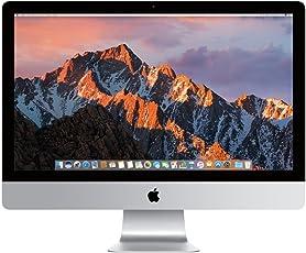 "Apple iMac, 27"", Intel Quad-Core i5 3,8 GHz, 2 TB Fusion, 8 GB RAM, 2017"