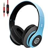 8S Auriculares Inalámbricos, Audífonos Inalámbricos Bluetooth Plegables HiFi con Micrófono Incorporado y Control de Volumen E
