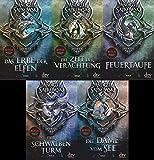Die Hexer-Saga Band 1-5