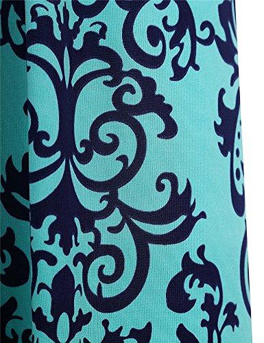 Sommerkleid Damen Partykleid Lang High Waist Schulterfrei Damen Kleider Sleeveless Beach Kleid Elegant Blau