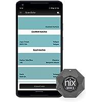 Nix Mini 2 – Tragbares Farbübereinstimmungstool - Physische und digitale Farbwerte sofort erkennen und übernehmen