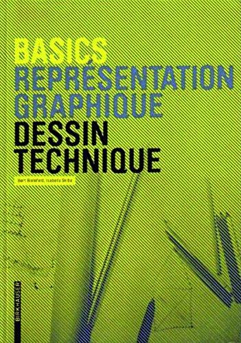 Basics Dessin Technique par Bert Bielefeld