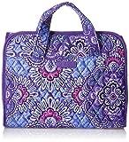 Best Vera Bradley Lilacs - Vera Bradley Women's Hanging Organizer, Lilac Tapestry Review