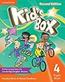 Kid's Box Level 4 Pupil's Book-