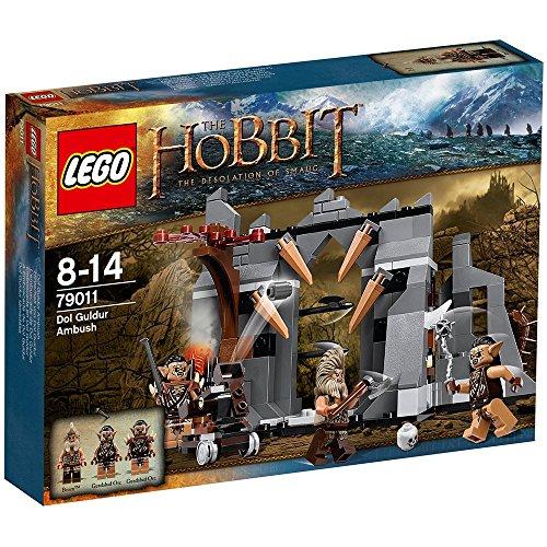 LEGO The Hobbit - Emboscada en Dol Guldur (79011)