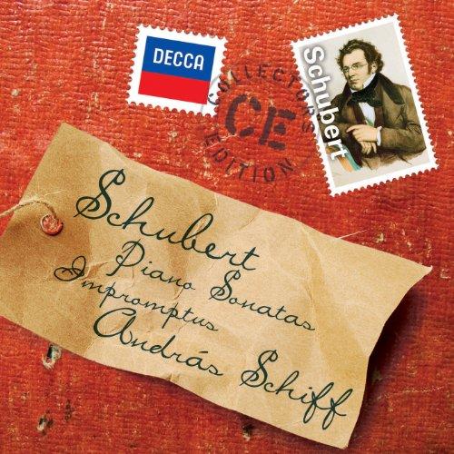 Schubert: Piano Sonatas; Impro...
