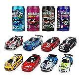 ARRIS Multicolore Coke Peut Mini RC Radio Télécommande Micro Racing Voiture Hobby Véhicule Jouet Cadeau (1 pcs)
