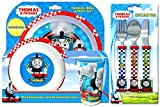 Thomas The Tank Engine 'Racing Friends' 6-Piece Dinner Set | Dinnerware | Tableware