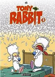 Les Rabbit, Tome 2 : Le coup du lapin