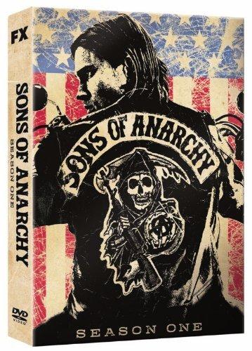 Sons Of Anarchy   Season 1 (4 Dvd) [Edizione: Regno Unito] [Edizione: Regno Unito]