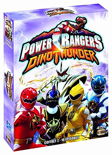Power Rangers Dino Thunder - Coffret 2