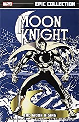 Moon Knight Epic Collection: Bad Moon Rising by Doug Moench (2014-10-21)
