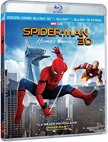 Spider-Man: Homecoming (BD 3D + BD +